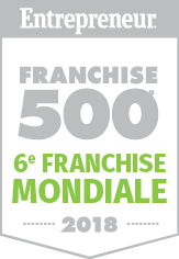 #6 top global franchise 2019