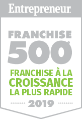 Fastest growing franchise 2019