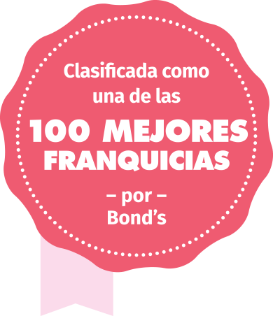Ranked as a TOP 100 Franchise by Bond's